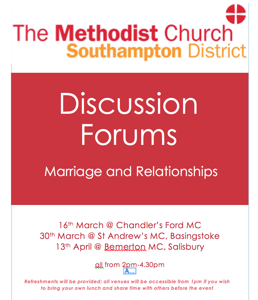 Marriage & Relationships Discussion Forums | Southampton